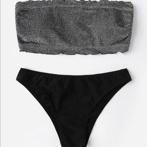 Glitter Bikini Set
